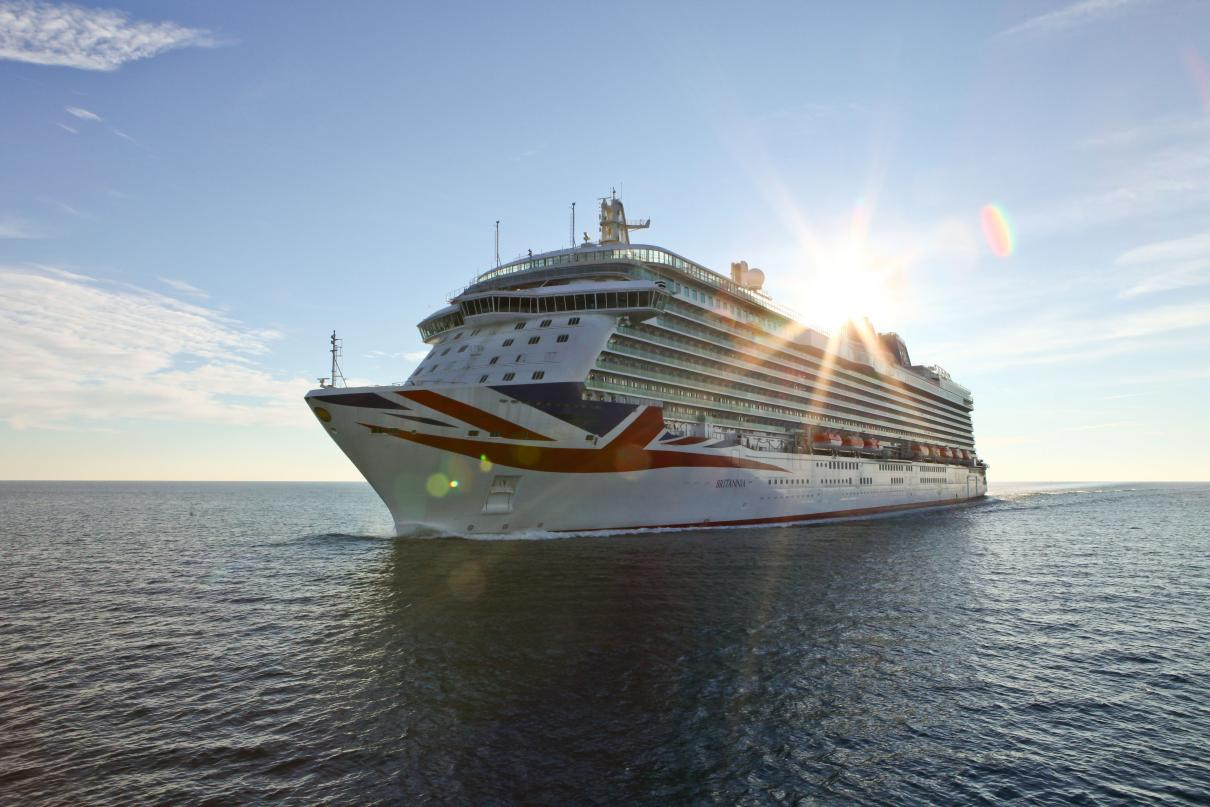 P & O Cruises Bonus Offers for Select Fares