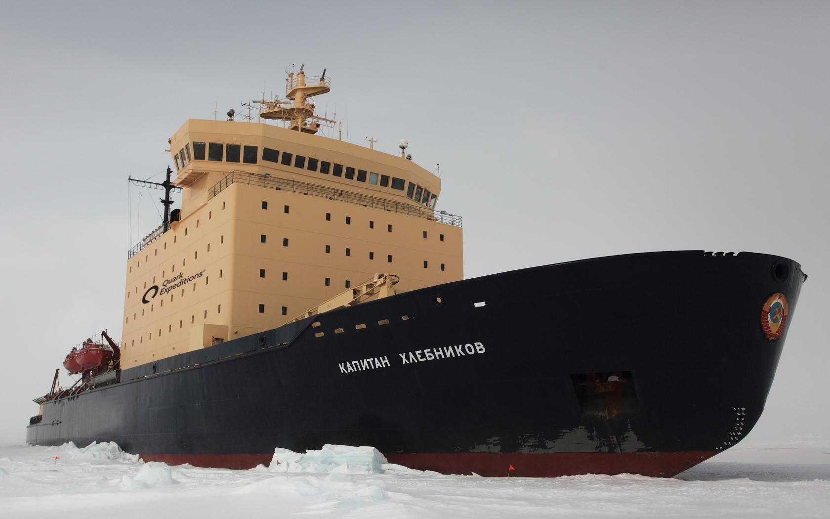 Kapitan Khlebnikov Cruise365