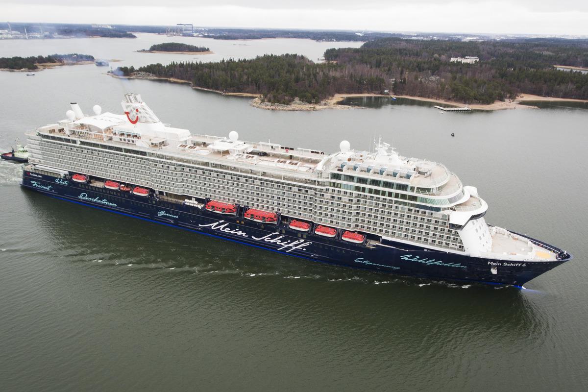 Mein Schiff 6 Cruise365