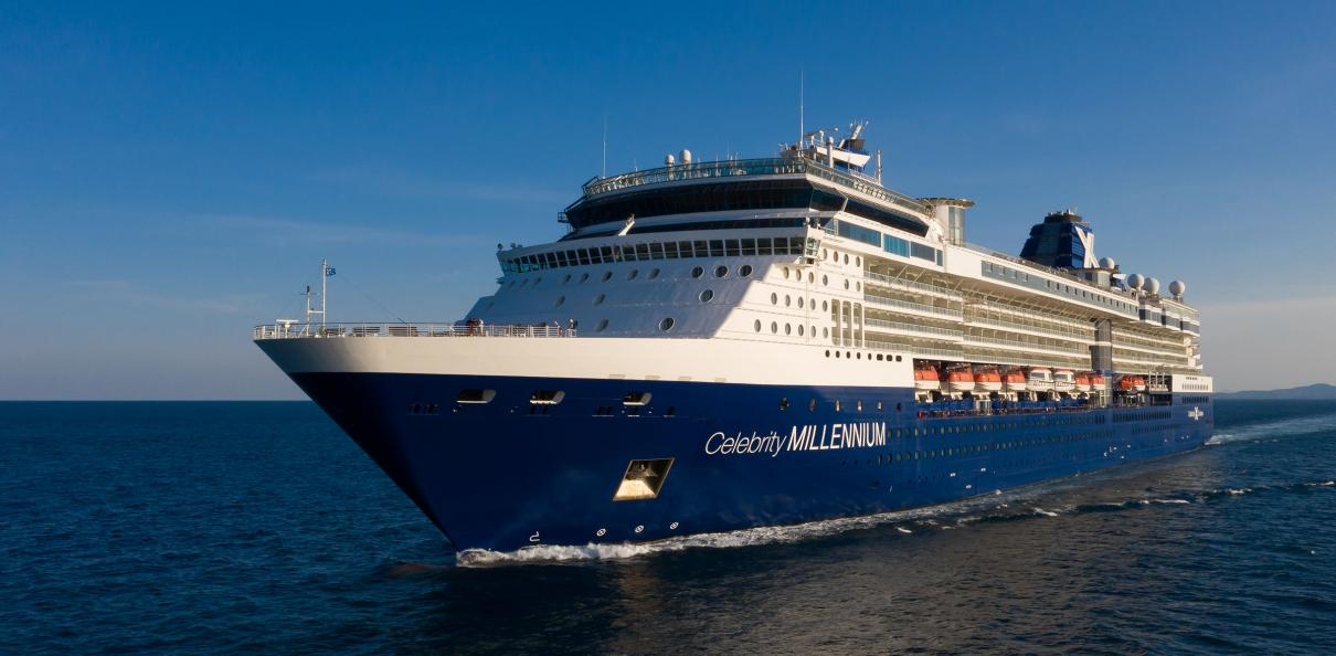 Be Part of the Luxury Revolution with Celebrity Cruises