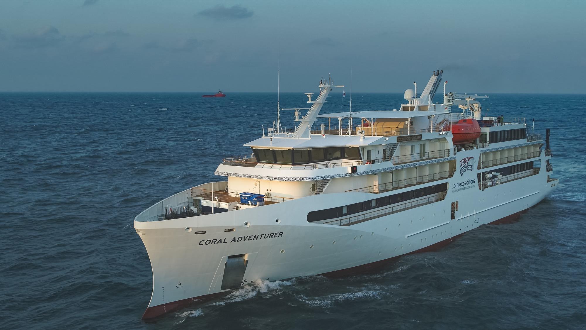 Coral Adventurer Cruise365