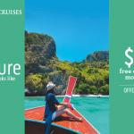 This is What Adventure Looks Like plus Caribbean All Inclusive Limited Time Offer