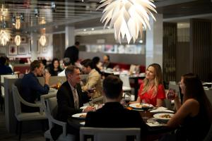 Private Dining in Luminae - When Booking Suite Class (Sky Suite or Above)