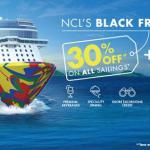 Feel Free on NCL with Premium Drinks and Much More