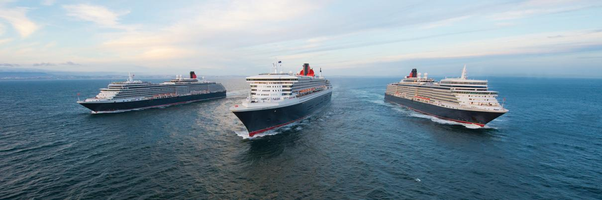 Cunard – The Most Famous Ocean Liners in the World®