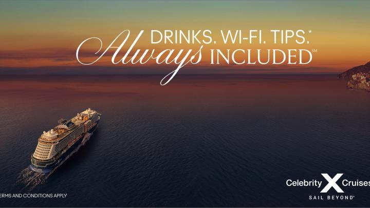 Celebrity Cruises 'New' Always Included Explained