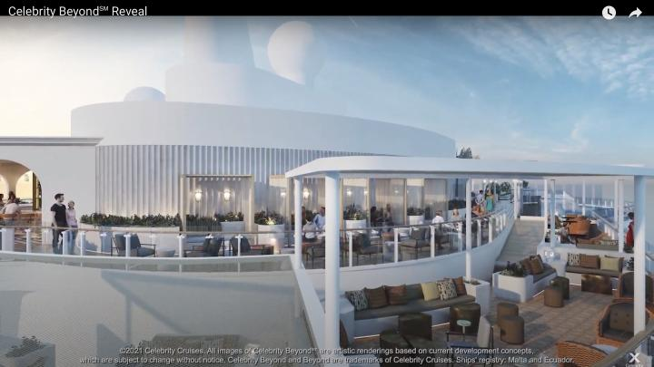 Celebrity Cruises Reveal, From Infinity to Beyond
